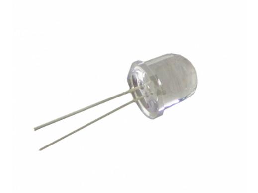 Dioda LED 10mm zielona 12V
