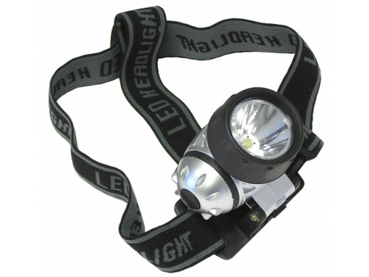 Latarka LED nagłowna XTREME 371