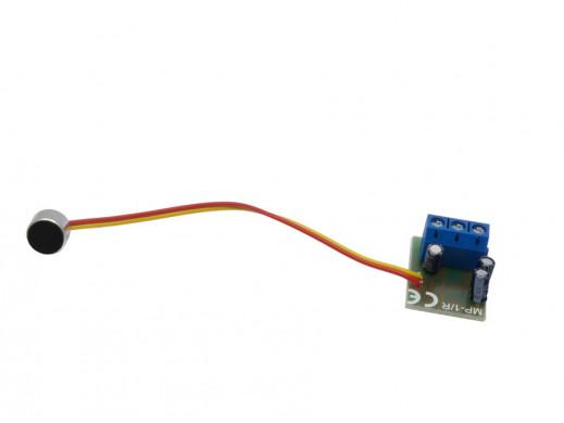 Moduł audio regulowany MP-1/R