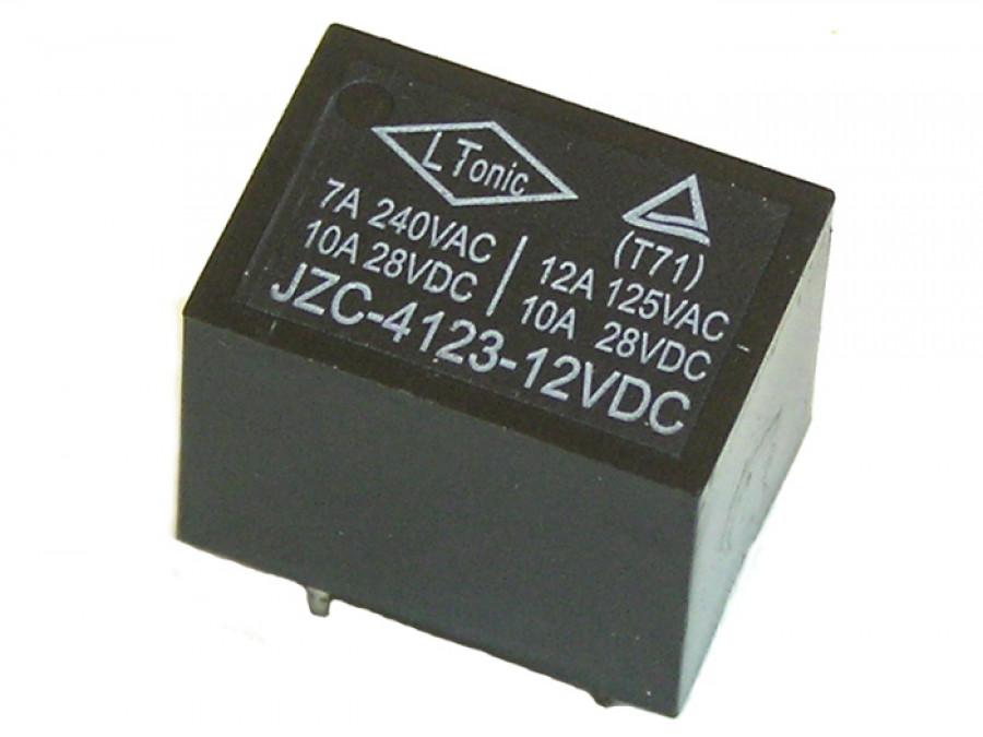 Przekaźnik 12A 12V - 4123