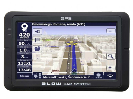 Nawigacja Blow GPS43V +...