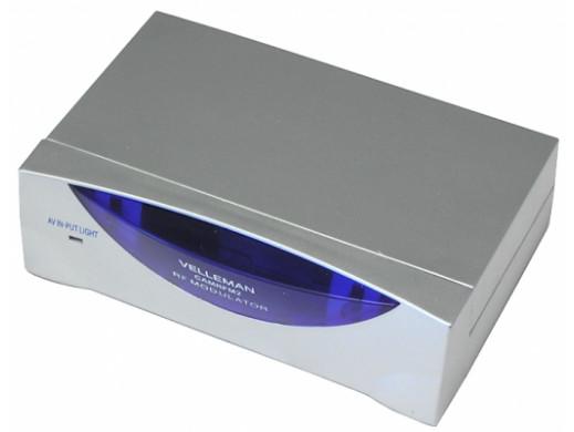 Modulator RF Velleman