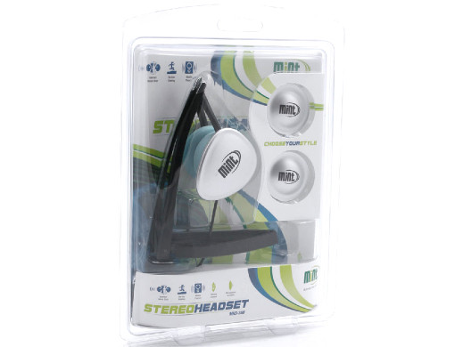 Słuchawki z mikrofonem MINT MHS-380