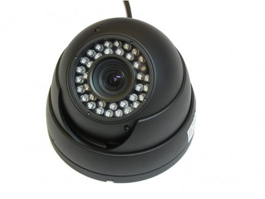 Kamera kolor C4125vir40 3,5-8 czarna