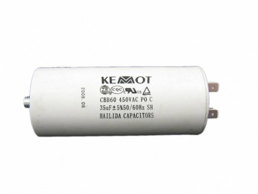 Kondensator 35uF 450V do...