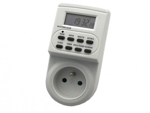 Timer cyfrowy TS-EF1/TFE-2...