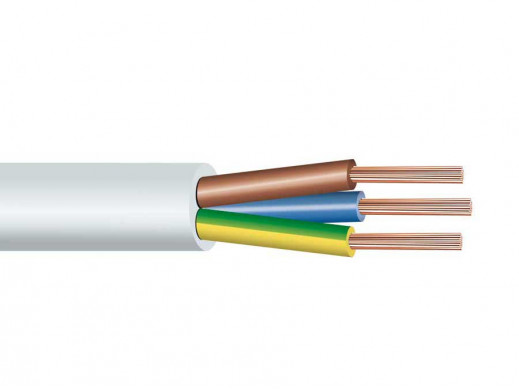 Kabel prądowy 3*1mm omy...