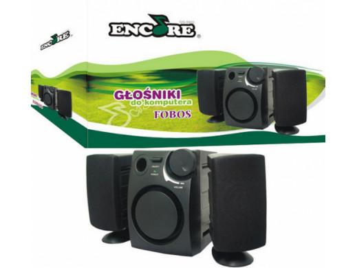 Głośniki komputerowe 2.1 Encore OG-S802 Fobos