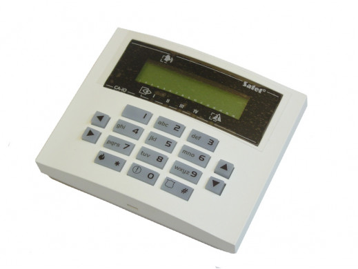 Manipulator LCD CA-10 KLCD-S zielony