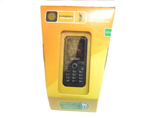 Telefon Polsatu Prepaid Alcatel OT-S210 karta za 7zł