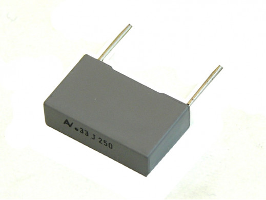 Kondensator MKT 330nF/250V