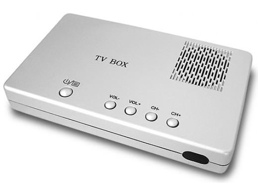 Tuner TV zewnętrzny do LCD