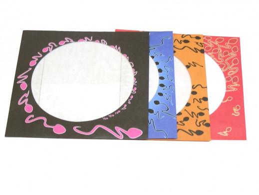 Koperty kolorowe na CD
