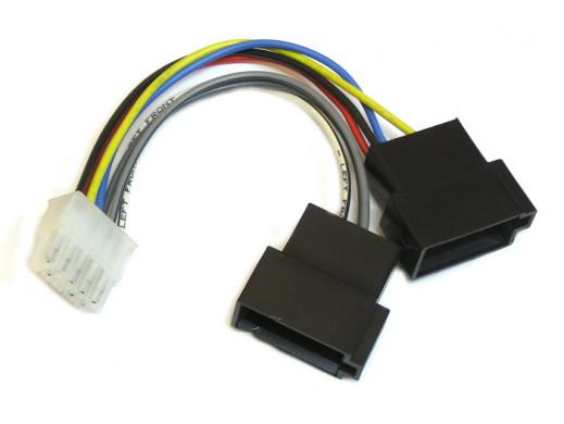 Złącze samochodowe PIONEER DEH 690/690SDK-ISO