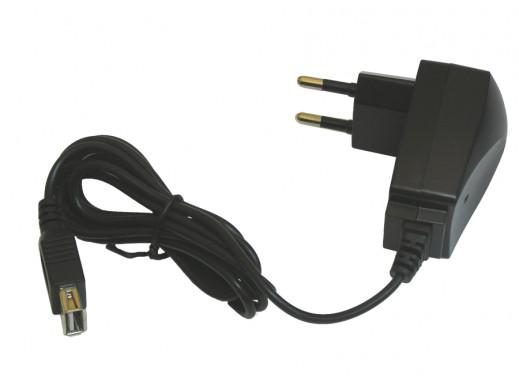 Zasilacz sieciowy USB 5V 700mA  przewodzie uniwersalny