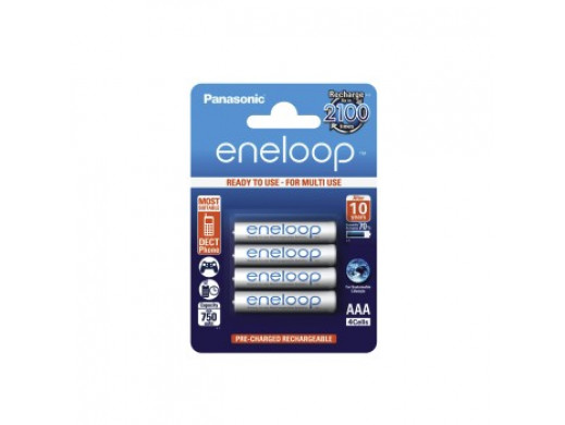 Eneloop AAA 750 4BP
