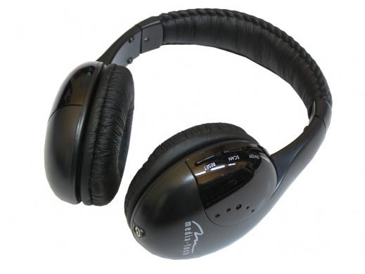 Słuchawki bezprzewodwe...