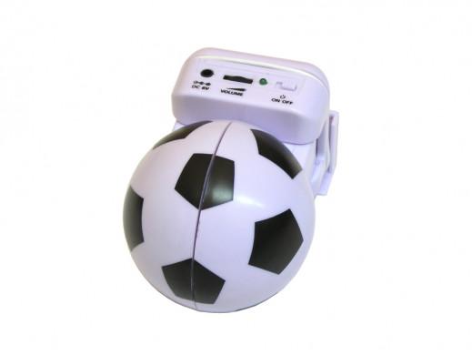 Głośniki Mp3 składane przenośne Football