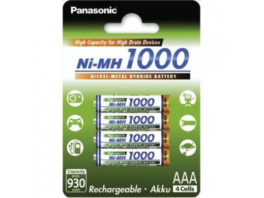 Akumulatory Panasonic AAA...