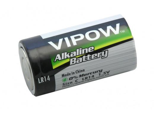 Bateria R-14 Vipow alkaliczna