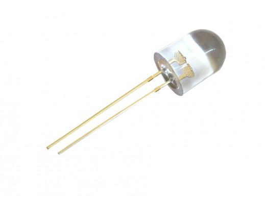 Dioda LED 10mm 12V czerwona