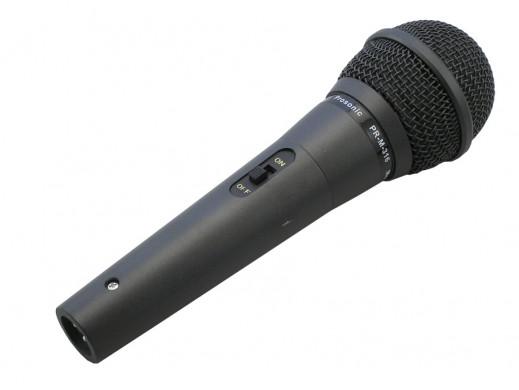 Mikrofon Dynamiczny PR-M-316