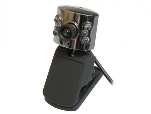 Kamera internetowa USB z mikrofonem i LED 5,0mpx