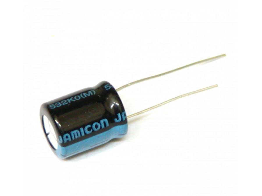 Kondensator elektrolityczny 220uF/50V 105C