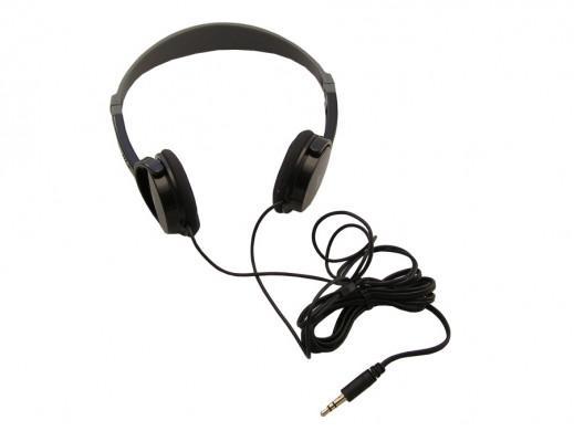 Słuchawki nagłowne JVC HA-L50B czarne