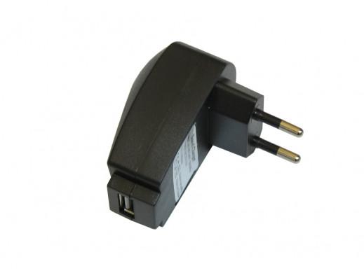Zasilacz sieciowy USB 5V 500mA