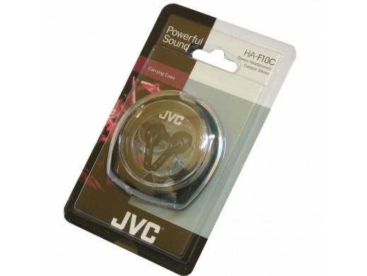 Słuchawki douszne JVC...