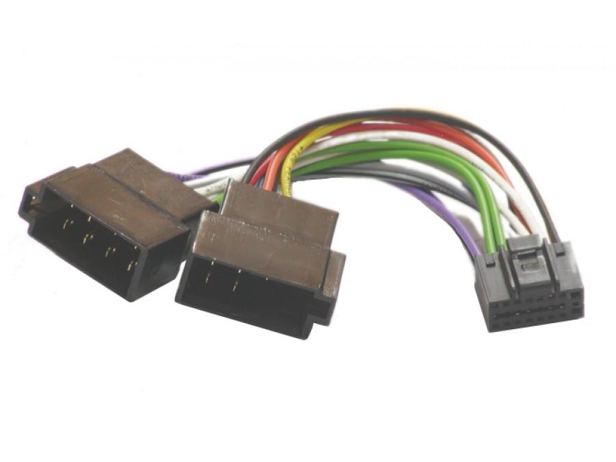 Złącze samochodowe CLARION MR6000 VRX633 ISO