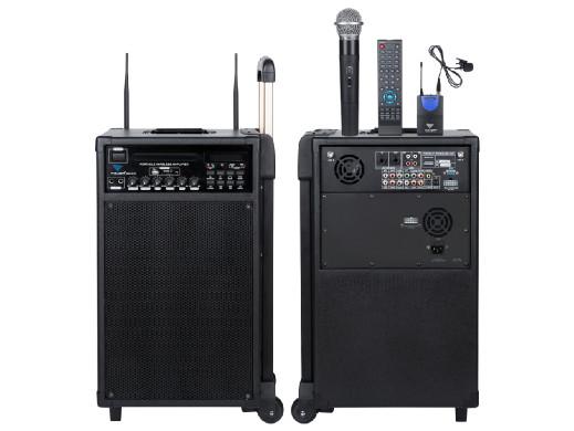 Mikrofon ze wzmacniaczem MPV-2005U UHF Azusa