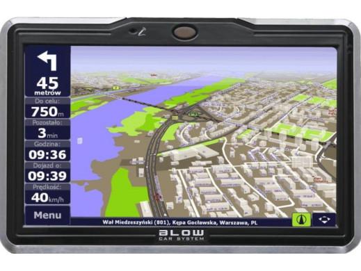 Nawigacja BLOW GPS70Rbt +...