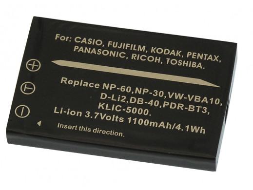 Akumulator Aparat NP-60 zam...