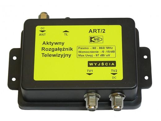 Rozgałęźnik antenowy ART/2...