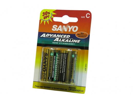 Bateria R-14 Sanyo