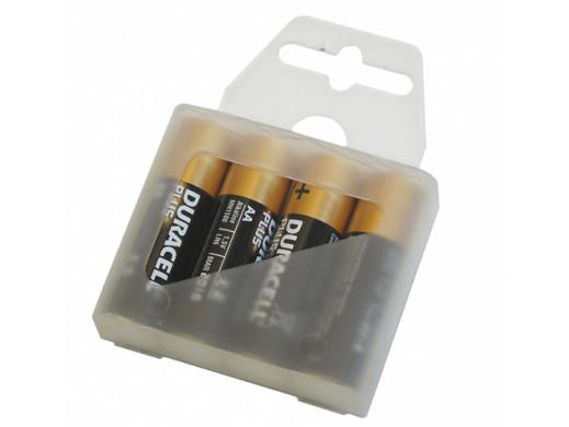 Bateria R-06 Duracell plus...