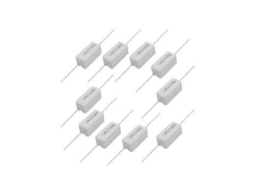 Rezystor ceramiczny 0,68R 5W