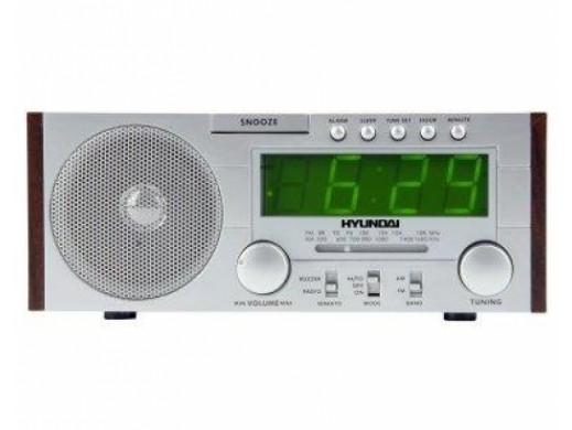 Przenośne radio z budzikiem...