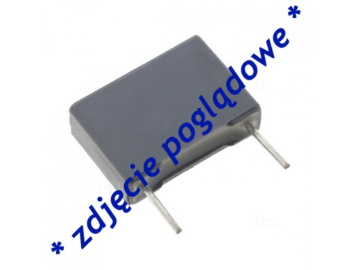 Kondensator MKT 330nF 63V