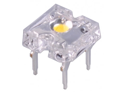 Dioda LED 3mm FLUX...