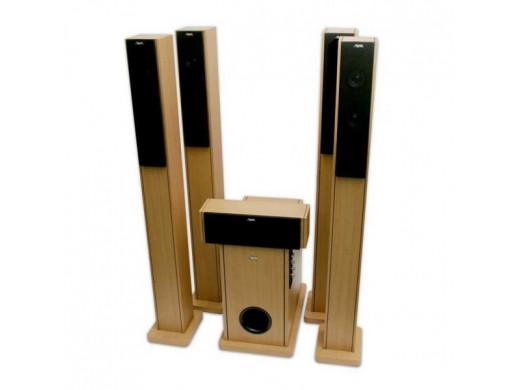 Zestaw kolumn aktywnych MANTA MM-4200 TURRET 5.1
