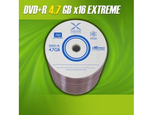 Płyta DVD-R 4,7GB Extreme 16x bez opakowania