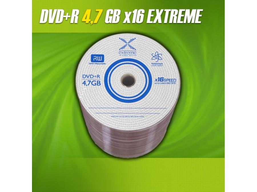 Płyta DVD-R 4,7GB Extreme...