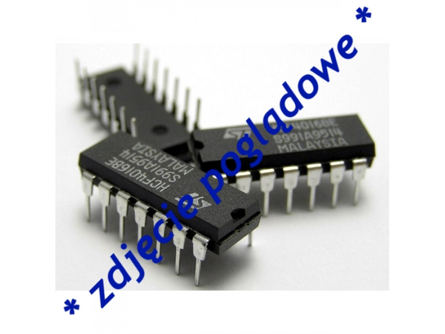 UKŁAD TS 80C31X2-MCA 8-bit/16MHz CMOS DIP40