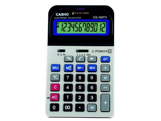Kalkulator Casho CS120TV