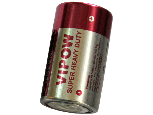 Bateria R-14 Vipow Greencell