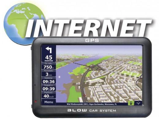 Nawigacja Blow GPS50RBT...