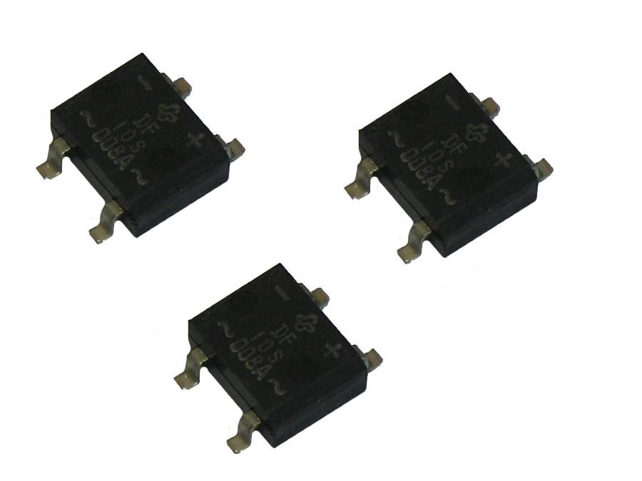 Mostek prostowniczy 1,5A 1000V dip4 smd